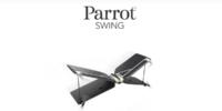 【Parrot SWING(スイング)レビュー】水平/垂直飛行するトイドローンが約1万円で購入可能!