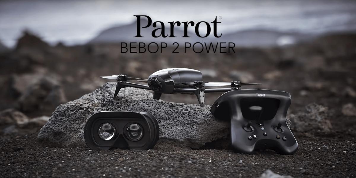 Parrotを代表するビバップシリーズ!Bebop2 Powerのレビュー