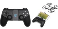 Telloコントローラーの接続方法を解説(GameSir T1d/T1s,GAMEVICE)