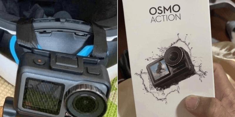 OSMO ACTION オズモ アクション