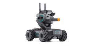 【DJIの新商品】子供の教育に最高のロボット「RoboMaster S1」ゲームを通してプログラミングを学べる!