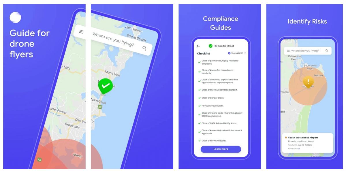 オーストラリア政府公認!ドローンパイロットの安全を保証するアプリ『OpenSky』がリリース