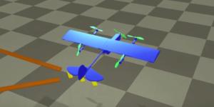 MITの研究チームが新しいドローンの設計を公開!マルチコプターと固定翼のハイブリッドドローン