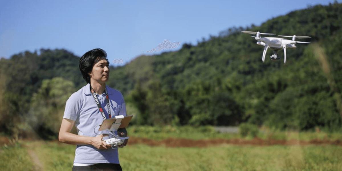 台北の農家がドローンでスイカを数えることに成功!
