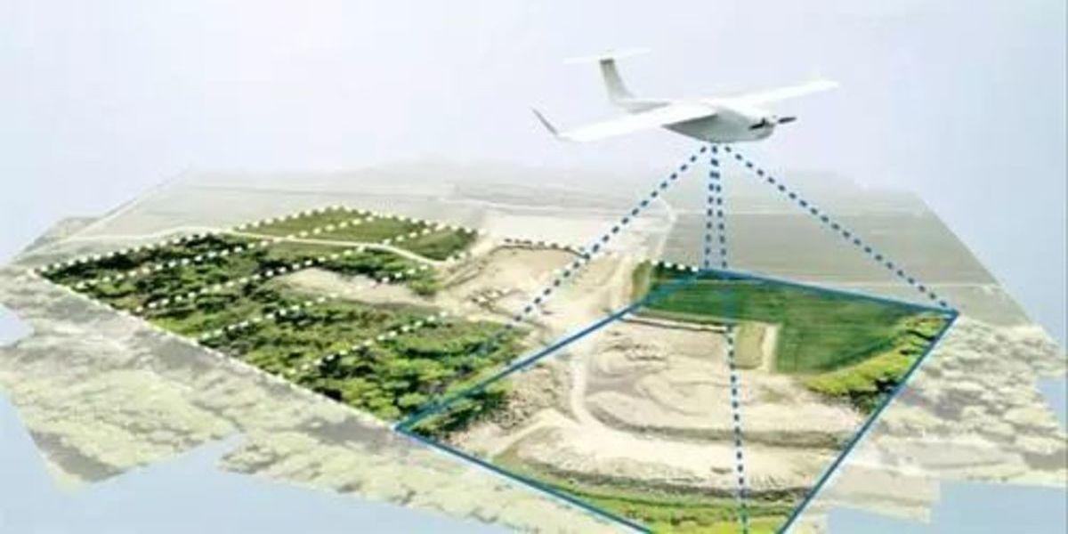 インドでは300機のドローンで新しい地図を作成予定!?