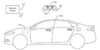 フォードがドローンの特許を取得!緊急時に車から飛び出すドローン!?