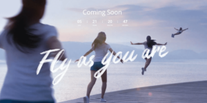 DJIが新商品のリリースを決定!タイトルは「Fly as you are」新商品は『Mavic Mini』か!?