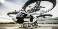 Airbusが3Dプリンターでドローンと自動運転車を製造すると発表