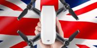 11月5日からイギリスではドローンの登録が必須に!新たな法律はどう機能する!?