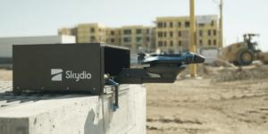 Skydioが産業ドローン市場に参入!Skydio2専用ドックで半永久的に作業現場を撮影可能