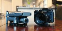 富士フイルムがDJIと提携!『FUJIFILM X-T3』カメラをDJIドローンで操作できるように!?