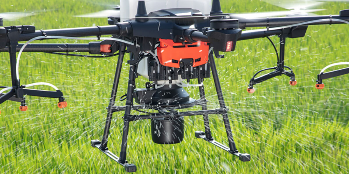 DJIが農業用ドローン『T20』を発表!パッケージ価格は40,000元(約60万円)