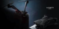 コロナウイルスの影響によりZero Zero Robotics社の『V-Coptr Falcon』の生産と出荷が遅れる