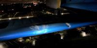 ロサンゼルス上空でヘリコプターとドローンらしき物体が接触事故!?