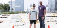 オーストラリアのファッションブランド『LSKD』は『Wing Aviation』と提携!ドローン配達を開始