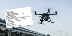 DJIが2月末に発売予定のドローン『Matrice 300』とサーマルカメラ『Zenmuse H20』の情報がリーク