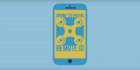 DJIが新たなアプリ情報を公開!飛んでいるドローンのIDやパイロットの位置を確認できるように