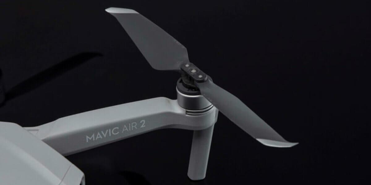 Mavic Air 2のプロペラは消耗品!劣化状態で飛ばしてない?