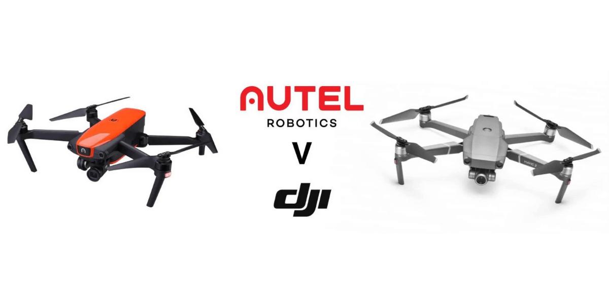 DJI社が最新の特許争いに勝利 Autel Robotics社の一部特許は無効と判断
