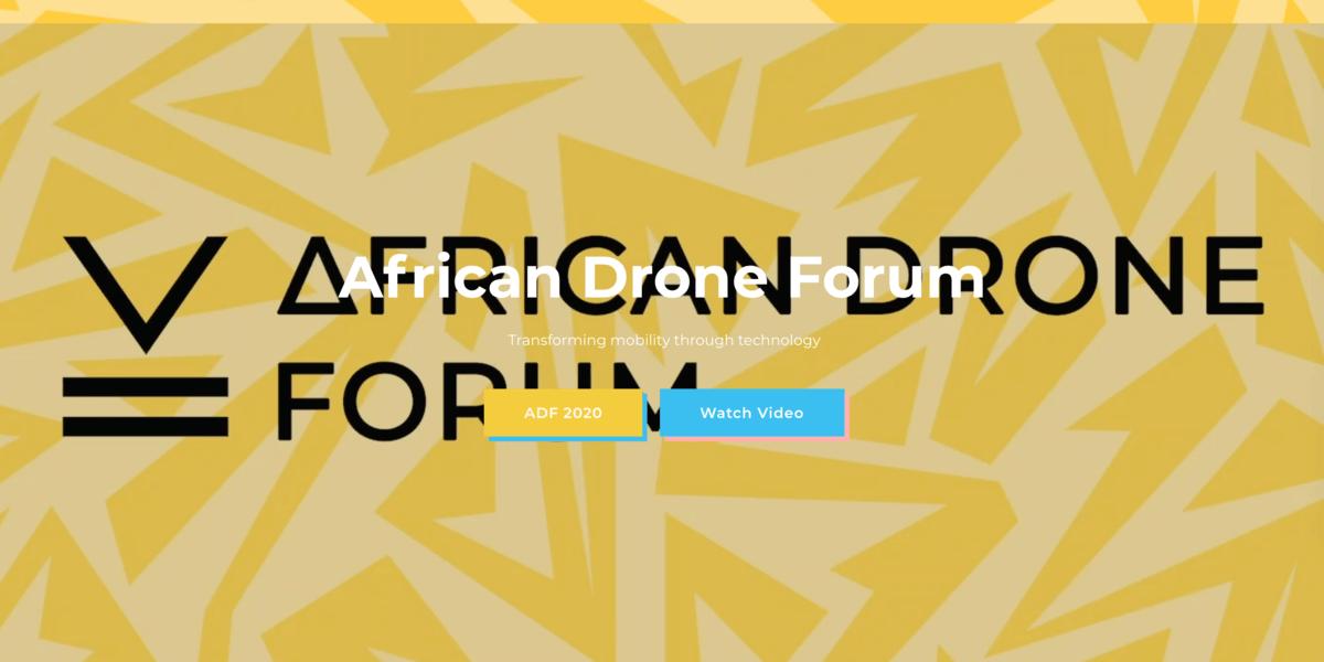アフリカドローンフォーラムで開催された大会の受賞者が決定