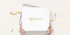 DJI Selectサービス開始!メンバーはクーポンなど特典多数ゲット