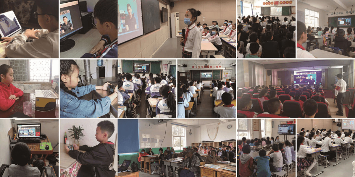 小中学生を対象にドローンによるスマート農業教育を開始 – DJI