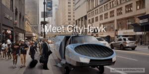 UrbanAeroとHyPointが提携 水素駆動の空飛ぶ車を開発予定