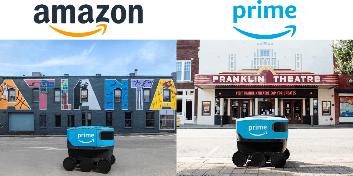 Amazonの地上配送ロボット「Scout(スカウト)」更にアメリカの2つの州で採用