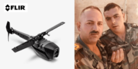 シリア・アラブ兵がアメリカ軍の偵察ドローンFLIR「Black Hornet」を捕獲