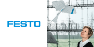 ドイツのロボット会社FESTO 翼を羽ばかせる鳥型ドローン「BionicSwift」発表