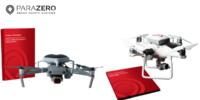 FAAよりドローン用パラシュート使用許可を獲得 – ParaZero