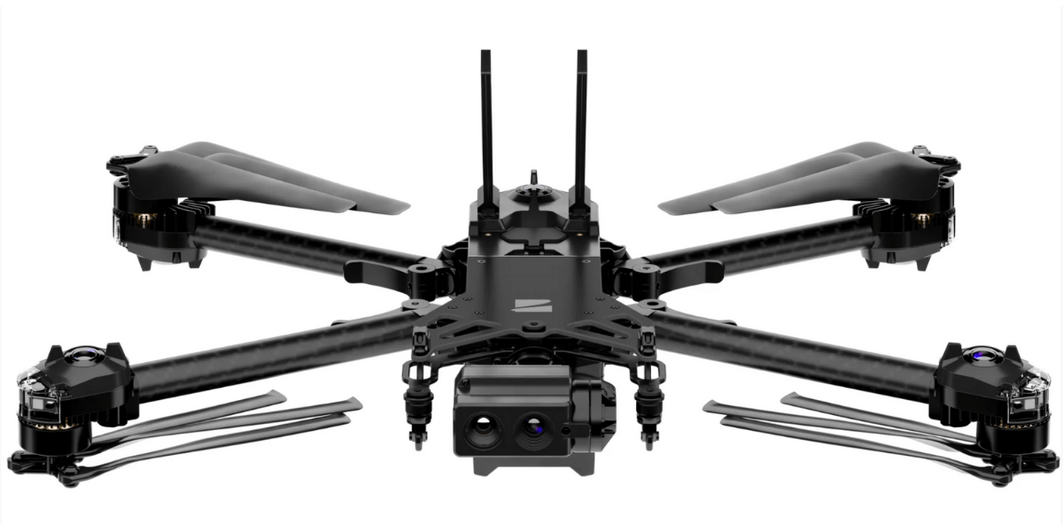 CES2021のBest of Innovation AwardをSkydioドローン「Skydio X2」が受賞
