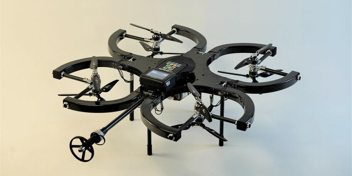 チルト可能なローター技術搭載「Skygauge」ドローン予約注文開始