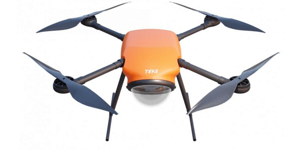 国内初のレスキュードローン「TSV-RQ1」発表 – 東光鉄工