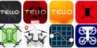 【Telloアプリまとめ】自動追尾からパノラマ撮影、プログラミングまで