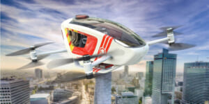 空飛ぶ救急車を開発する国際プロジェクト「Ambular」に参加 – EHang