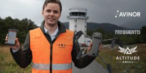 ノルウェー、2つの空港がドローン運行管理システム「UTM」を導入