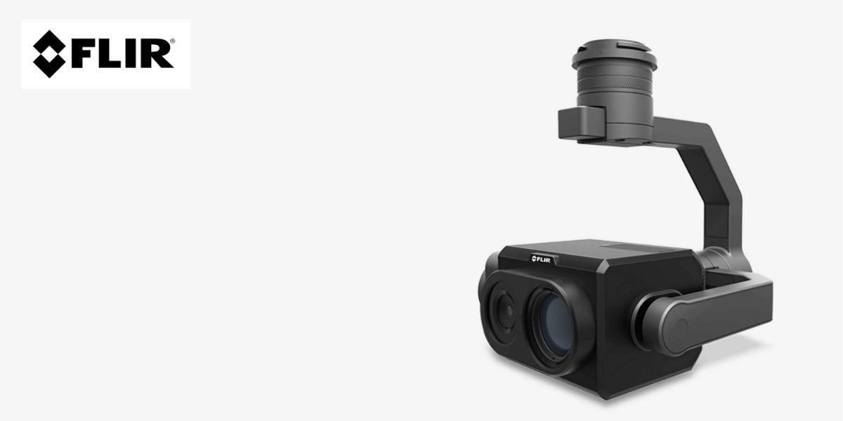 FLIR Systemsが新サーマルカメラ「FLIRVue®TZ20」をAirWorksにて発表