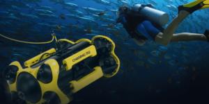 4Kカメラ搭載プロ向け水中ドローン「CHASING M2」日本での販売開始