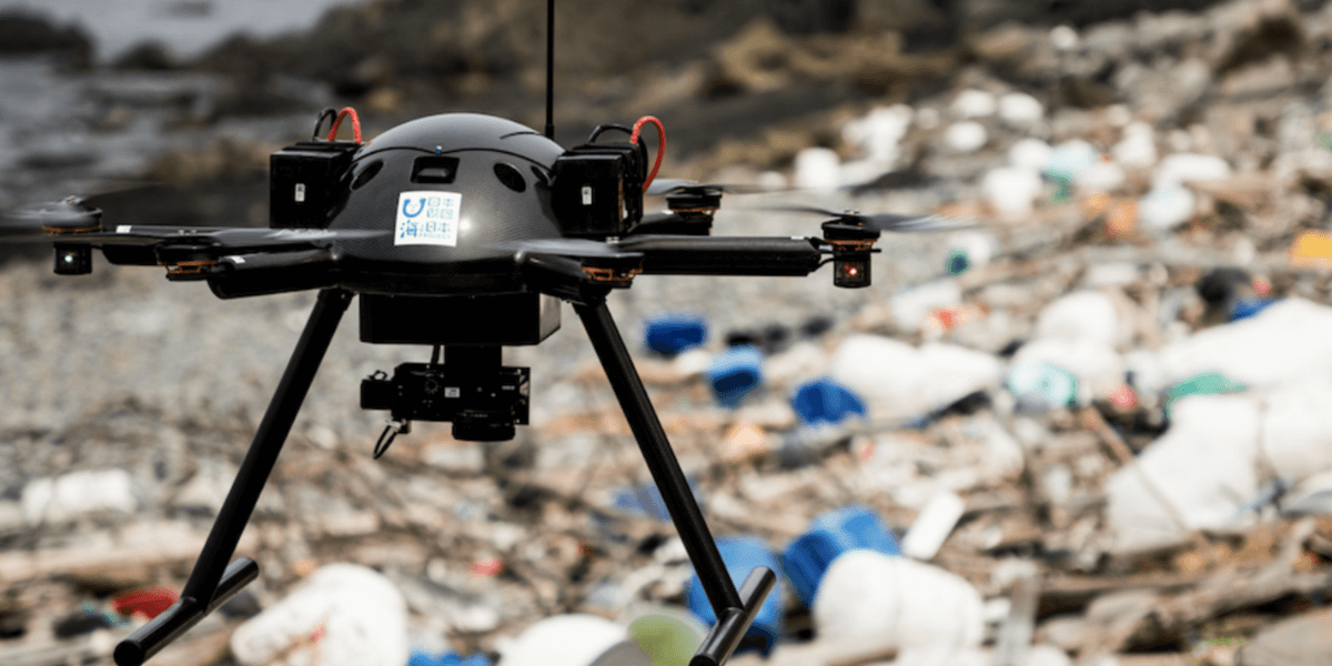 ドローンによる海ごみ検知システムの進捗公開 – DRONE FUND(日本)