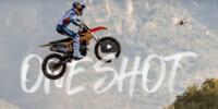 Red Bull x DJIによる、モトクロスの映像作品「ONE SHOT」が公開