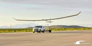 Swift EngineeringとNASAの飛行実験成功!UAVが高度21kmをフライト