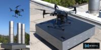 ドローン&ロボットのワイヤレス充電技術の許可を獲得 – WiBotic
