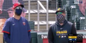 不正ドローンが球場に侵入、メジャーリーグの試合が遅延する事態に