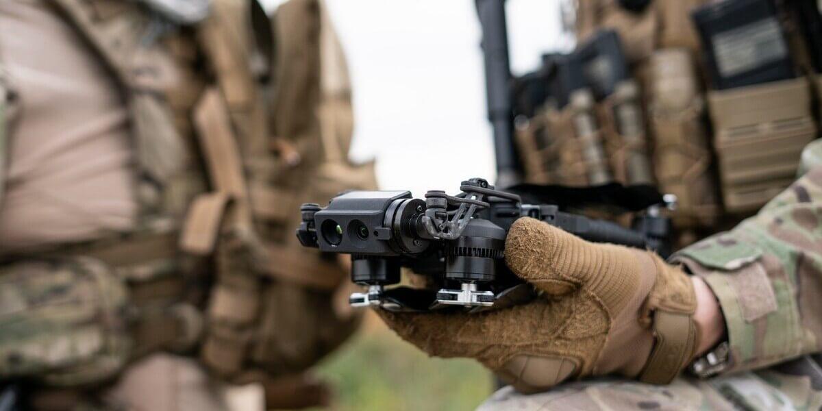 「Skydio X2D」、米国国防総省の組織DIUのプロジェクトに採用