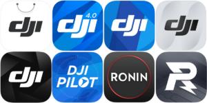 【保存版】DJIドローン・カメラ製品アプリ・対応機種情報まとめ