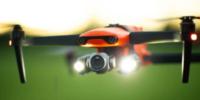 Autel Robotics、FoxFuryと提携して「EVO II」ドローン専用の照明機器を開発