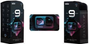 GoPro Hero9の情報がリーク!5K 30fps撮影!バッテリー41%増加!