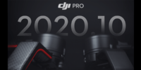 DJI、RONINの新機種発表は延期 10月に2つのRONIN発表!?