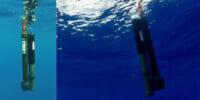 海水の温度差を利用して充電できる水中ドローンを開発 – SEATREC